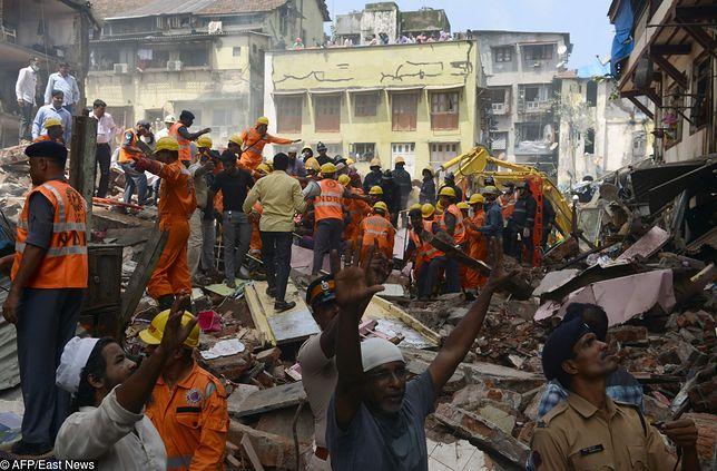 Trwa akcja ratunkowa