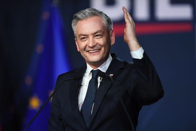 Robert Biedroń podkreślił, że choć nie ma prezydenckich genów, może zostać prezydentem