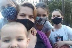 Powrót do rzeczywistości. Magdalena zrezygnowała z pracy, aby rozwozić czwórkę dzieci do szkół i przedszkoli