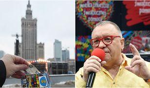 XXV Finał WOŚP w Warszawie. Co się dzieje w stolicy?