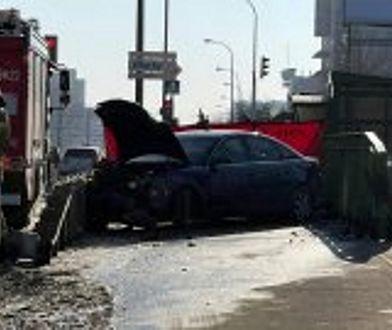 Warszawa. Policja szuka świadków wypadku. Kierowca z zarzutem