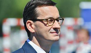 Premier Mateusz Morawiecki może otwierać listę na Śląsku