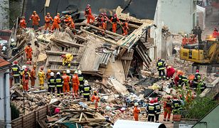 Katastrofa w Świebodzicach. Strażacy przyznają: to była jedna z największych akcji ratowniczych w ostatnich latach