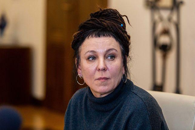 """Olga Tokarczuk dla """"FAZ"""": Nadejdą nowe czasy"""