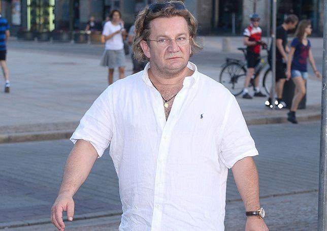 Paweł Królikowski miał problemy ze zdrowiem od 2015 r.