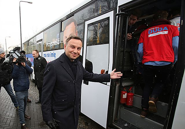 DudaBus, czyli autobus marki Autosan