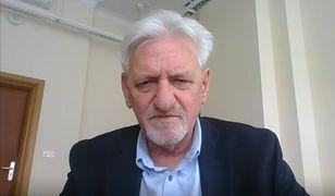 Szczepienie dzieci na COVID-19. Prof. Horban przyjął pomysł dziennikarza WP