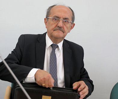 Andrzej Matusiewicz jest członkiem komisji śledczej ds. wyłudzeń VAT