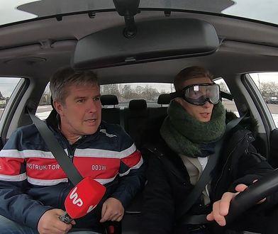 """Żona Kalisza prowadziła auto po pijanemu. Spróbowałem jazdy """"po alkoholu"""""""