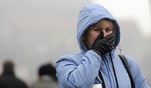 Wysokie stężenie pyłu w powietrzu w Małopolsce