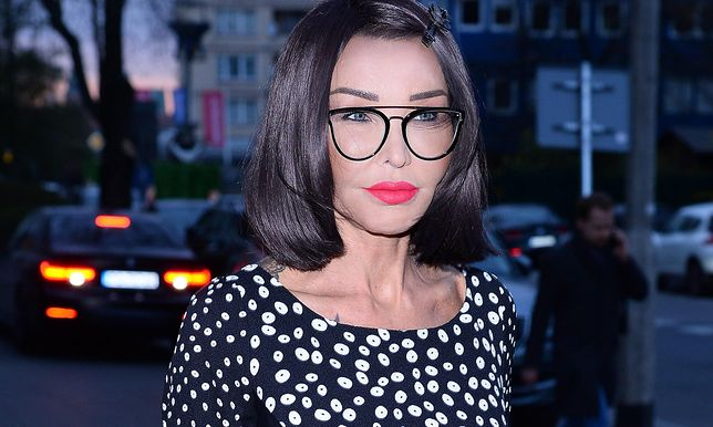 """Ewa Minge: """"nie boję się zupełnie upływającego czasu"""". Wszyscy patrzą na jej koszulkę"""