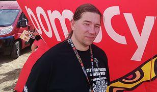 Krzysztof Dobies, rzecznik Pol'and'Rock, zapewnia, że na festiwalu jest bezpiecznie
