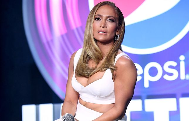 Jennifer Lopez pokazała się w kostiumie kąpielowym