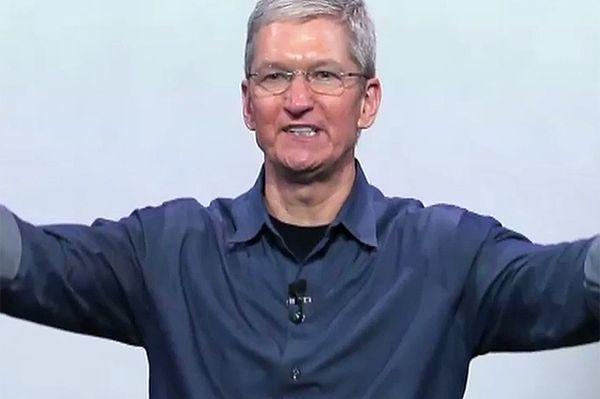 Tim Cook, szef Apple'a: jestem gejem i jestem z tego dumny