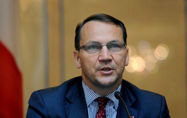 Radosław Sikorski uderza w Jarosława Kaczyńskiego ws. Smoleńska