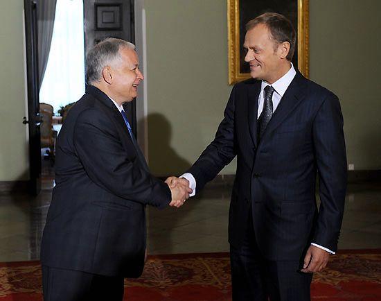 Prezydent chce odtajnić notatkę ze spotkania z premierem