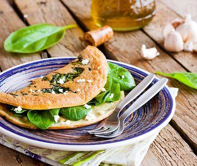 Omlet z białek sprawdzi się doskonale po aktywności fizycznej jako posiłek regeneracyjny