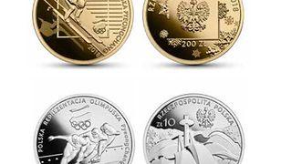Monety przygotowane przez NBP