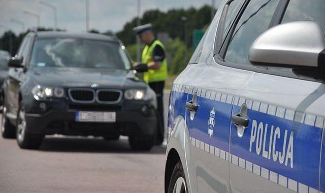 W ubiegłym tygodniu zatrzymano blisko 700 praw jazdy