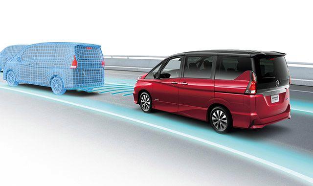 Nissan wprowadza częściowo autonomiczny system ProPilot