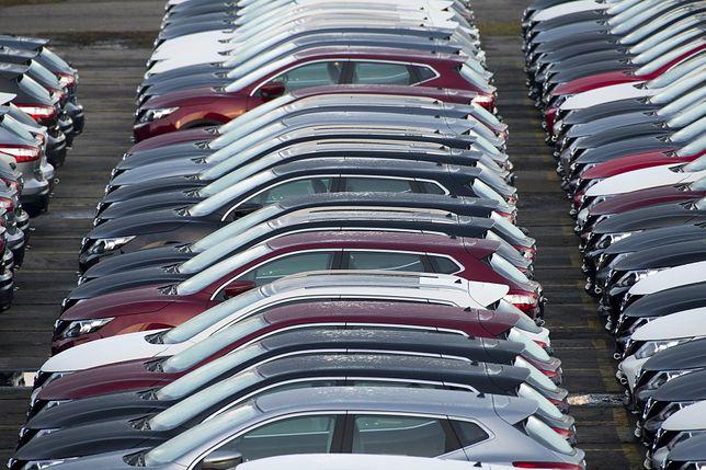 Samochody sprzedawane w Polsce trafiają do Niemiec