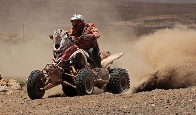Sonik rusza na podbój Dakaru