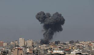 Konflikt izraelsko-palestyński. Rośnie bilans ofiar. Zginął izraelski żołnierz