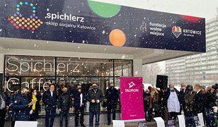 Katowice. Pierwszy w mieście sklep socjalny otwarty. Ceny są bardzo atrakcyjne
