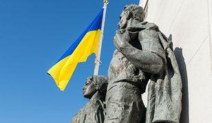 Ukraina oczekuje odbudowania pomnika UPA na Podkarpaciu. Kilka miesięcy temu został rozebrany