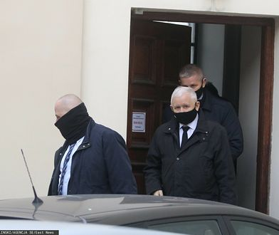 Ochrona Kaczyńskiego. PiS reaguje i wydaje komunikat