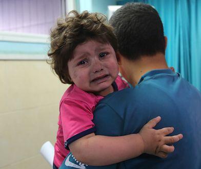 """Konflikt między Izraelem a Palestyną. """"Nie można wykluczyć wojny lądowej"""""""