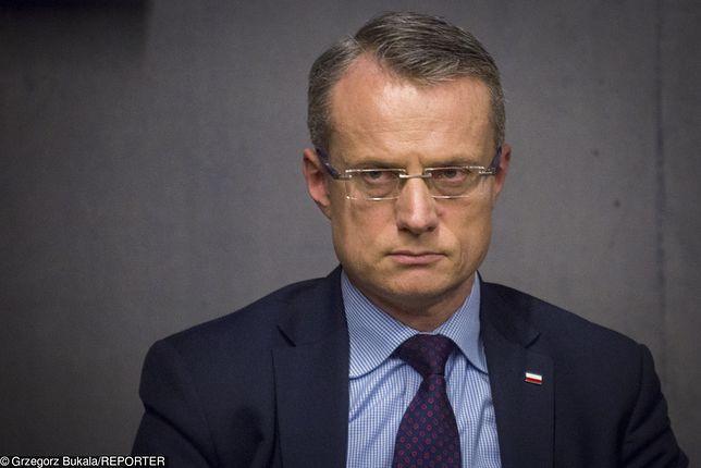 Marek Magierowski podziękował za słowa wsparcia