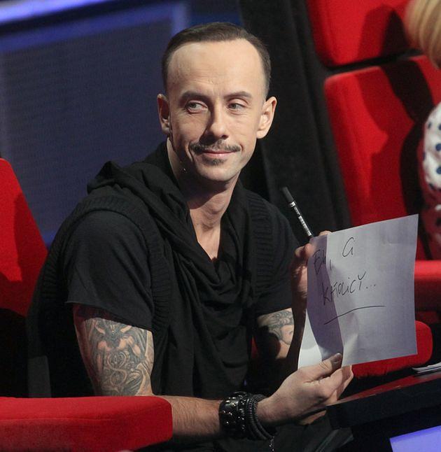 The Voice of Poland: Nergal znowu prowokuje!