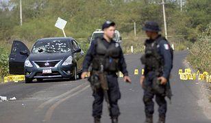 18 czerwca w Culiacan zginęło dwóch policjantów