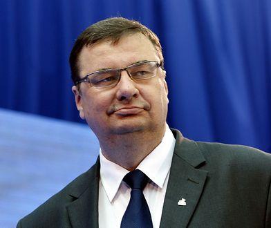 Poseł Giżyński zasiada w Sejmie od 2001 roku