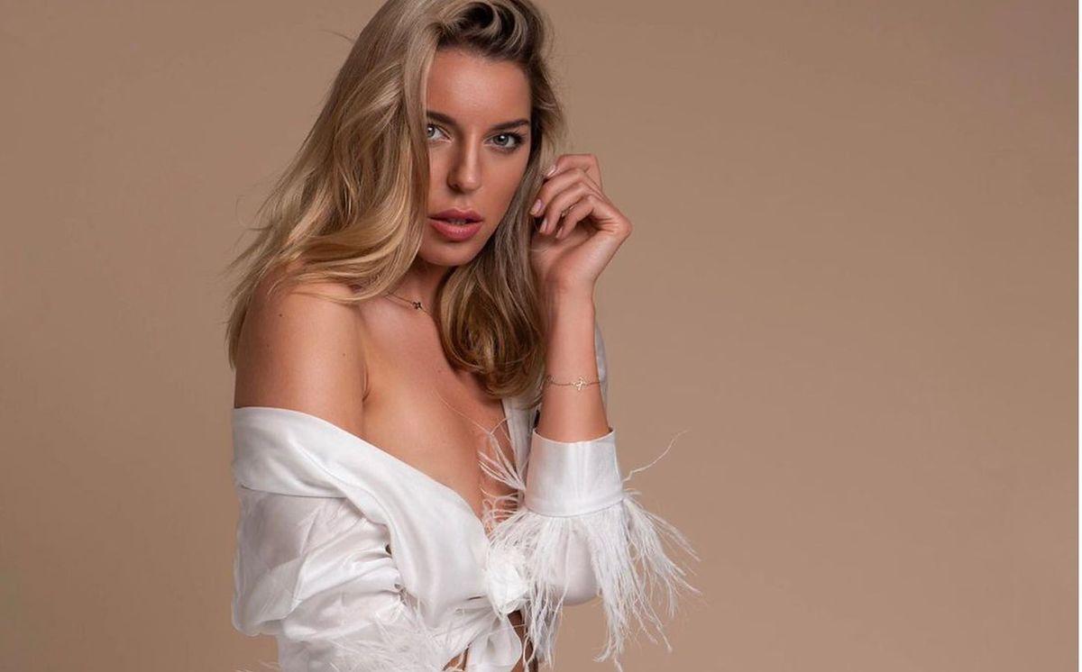 Oliwia Miśkiewicz to urodzona modelka.