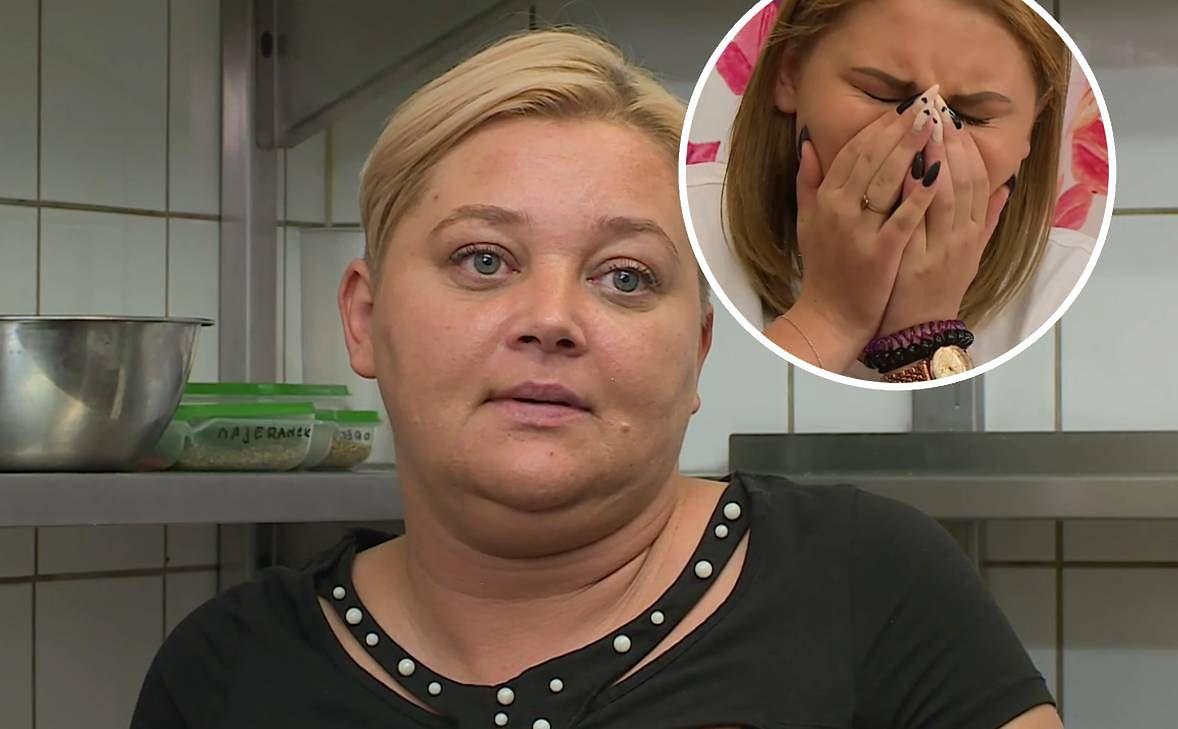Olga ma problemy z alkoholem, wszystko spada więc na jej nastoletnią córkę