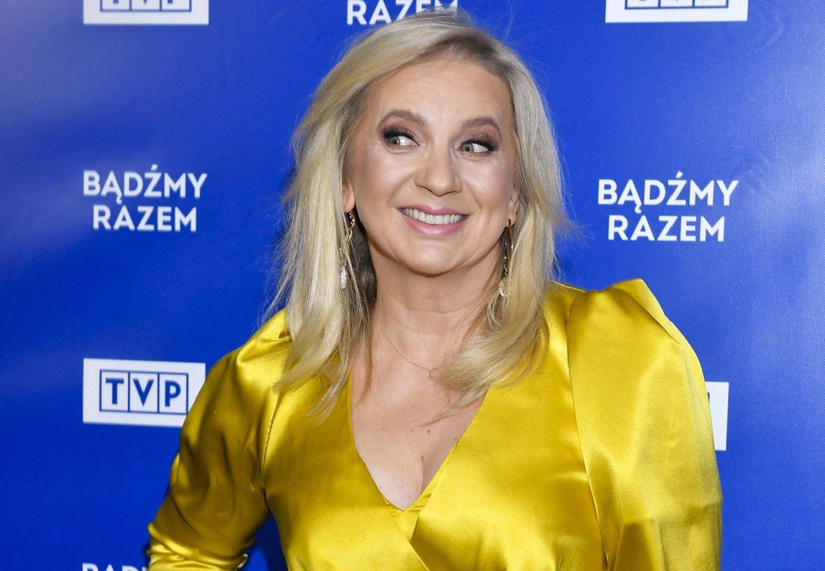 Marzena Rogalska świętowała Dzień Kota