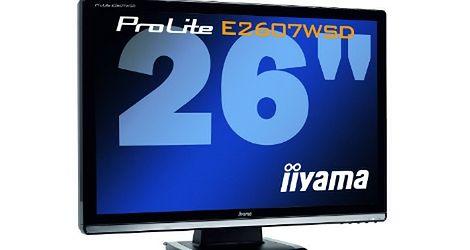 Monitor iiyama E2607WSD