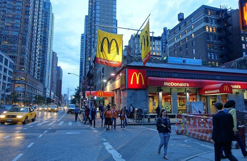 McDonald's zmniejszy ilość antybiotyków w wołowinie