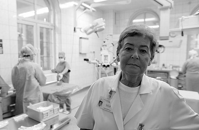 Nie żyje prof. Tatiana Gierek. Była znakomitą lekarką