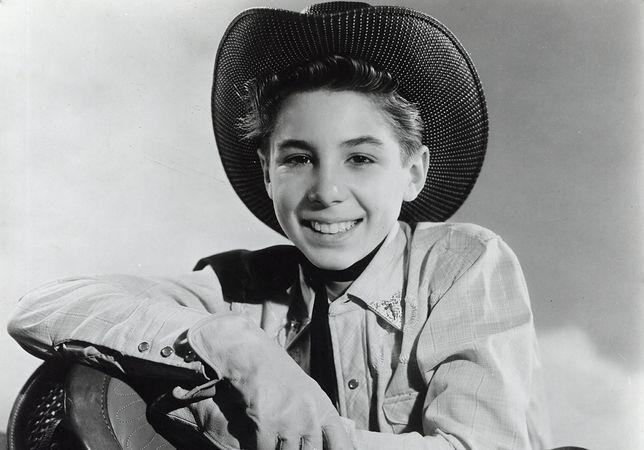 """Johnny Crawford nie żyje. Gwiazdor """"The Rifleman"""" miał 75 lat"""