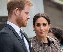 Harry i Meghan zdegradowani! Robią porządek w rodzinie królewskiej