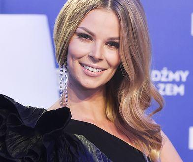 Małgorzata Tomaszewska pokazała odważną fotkę. Okrzyknięto ją królową TVP