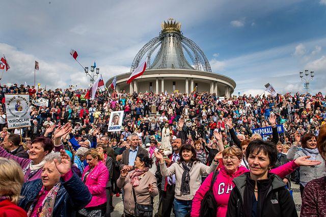 Uroczystość w Toruniu