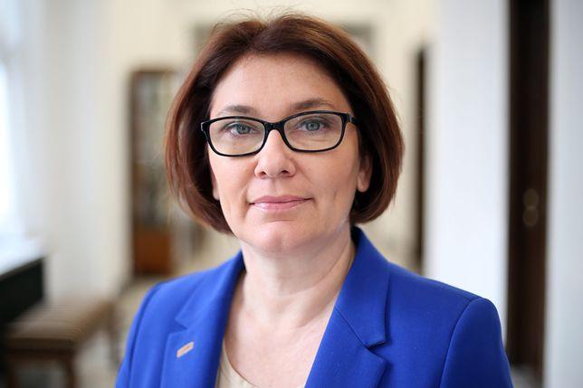 Beata Mazurek utrzymuje, że posłowie PiS zgadzają się z decyzją prezesa