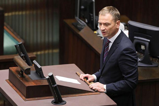 Sławomir Nitras zapowiedział złożenie wniosku o reasumpcję głosowania