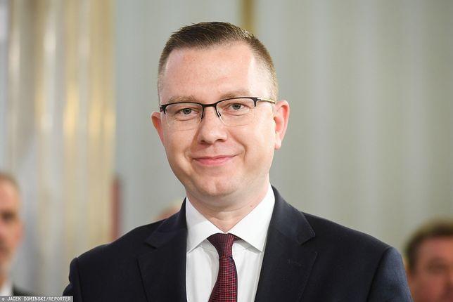 Krzysztof Kubów nowym szefem gabinetu politycznego premiera
