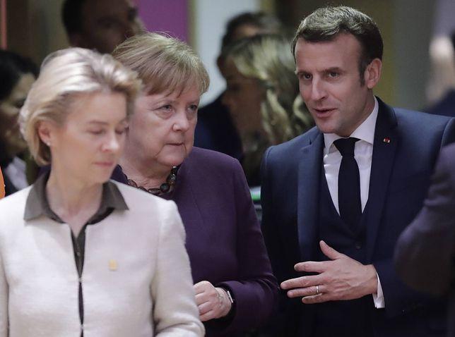 """Koronawirus. Miliardy dla Polski z Brukseli. """"FAZ"""": Komisja Europejska ma w tym swój cel"""