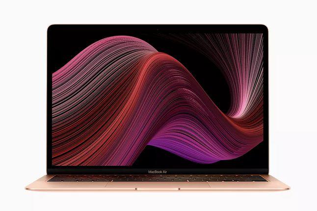 Apple MacBook Air 2020, fot. Materiały prasowe